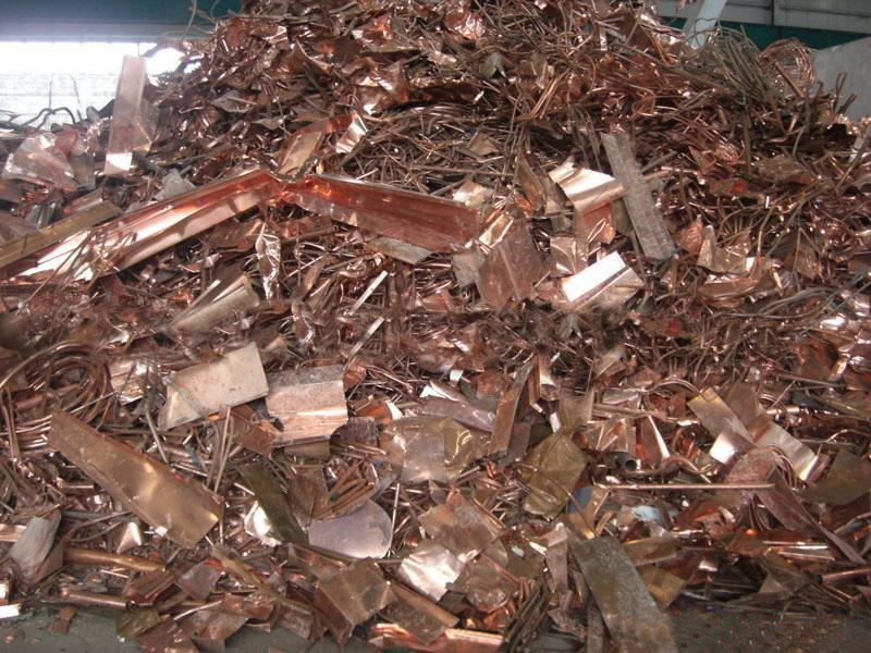 废金属回收需要注意的问题