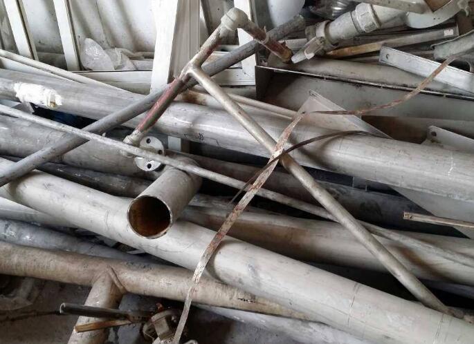 不锈钢废料回收后如何处理